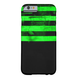 Green Freedom of Speech Grunge Barely There iPhone 6 Case