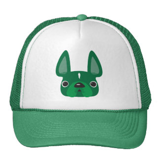 Green Frenchie Hat
