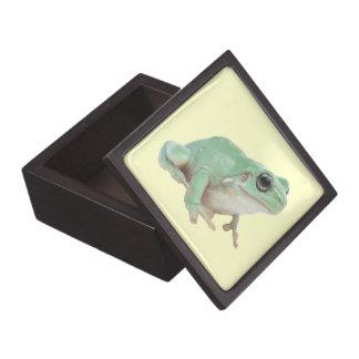 Green Frog 3X3 Premium Gift Box