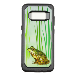 Green Frog Animal OtterBox Galaxy S8 Case