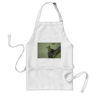 Green Frog Aprons
