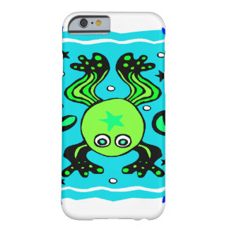 Green Frog Barely There iPhone 6 Case