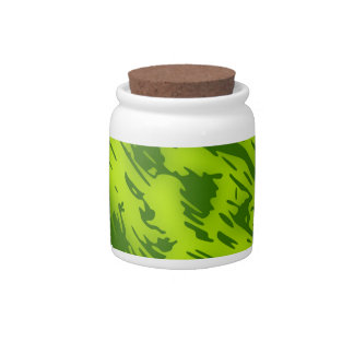 Green Frog Candy Dishes