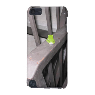 Green Frog Case iPod Touch (5th Generation) Case
