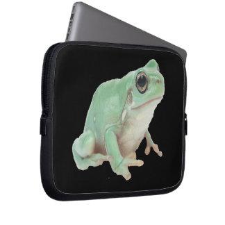 "Green Frog Electronics Bag 10 to 17"" Computer Sleeve"