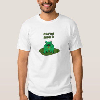 Green Frog - Frog Get About It T-shirt