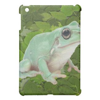 Green Frog iPad Mini Case