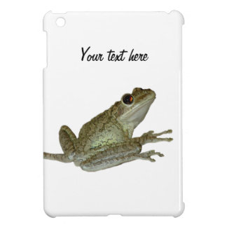 Green Frog iPad Mini Case