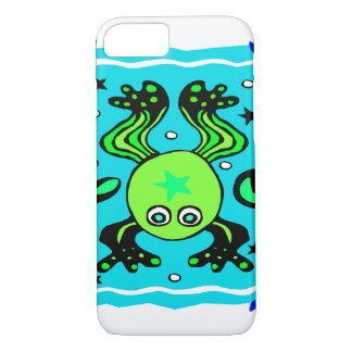 Green Frog iPhone 8/7 Case