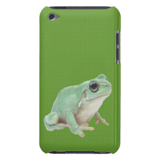 Green Frog iPod Touch Case-Mate Case