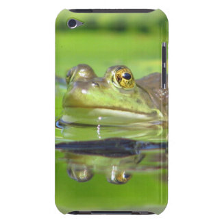Green Frog  iTouch Case iPod Touch Covers