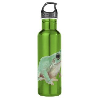 Green Frog Liberty Bottle 24oz Water Bottle
