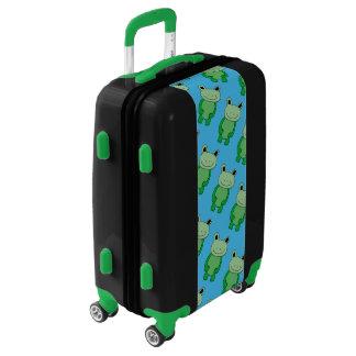 Green Frog Luggage