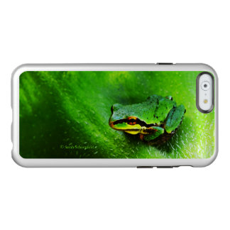 Green Frog Macro Phone Case Horizontal Incipio Feather® Shine iPhone 6 Case