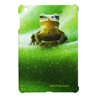 Green Frog Macro Phone Case Cover For The iPad Mini