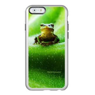 Green Frog Macro Phone Case Incipio Feather® Shine iPhone 6 Case