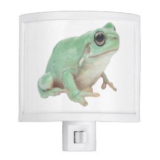 Green Frog Night Lite