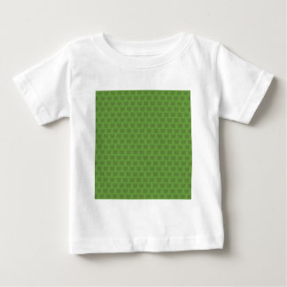 Green Frog Pattern Baby T-Shirt