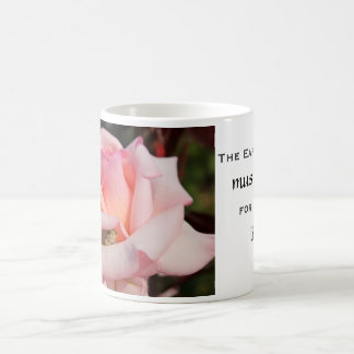 Green Frog Pink Rose Shakespeare Quote Mug 3