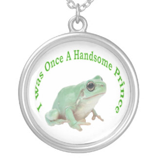 Green frog prince jewelry