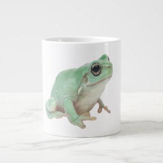 Green Frog Specialty Mugs (3) styles 20 Oz Large Ceramic Coffee Mug