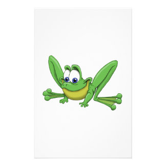 GREEN FROG STATIONERY