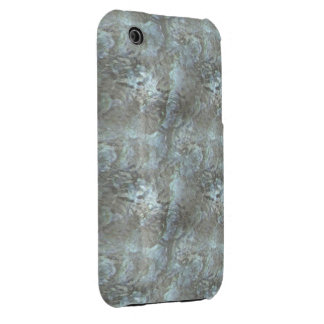Green  Frosted Glass iPhone 3 Case-Mate Case