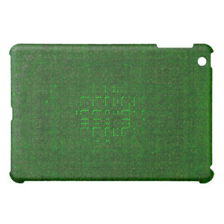 Green Fusion I Pad Case Case For The iPad Mini