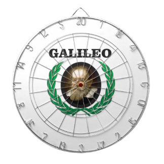 green galileo dart board