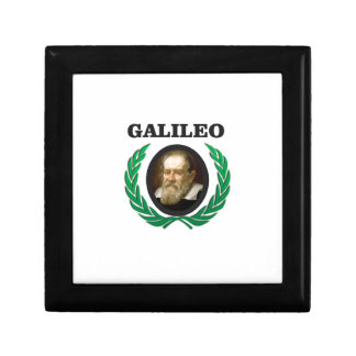 green galileo gift box