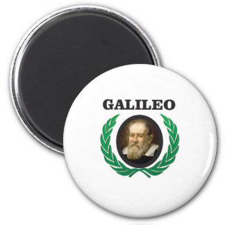 green galileo magnet