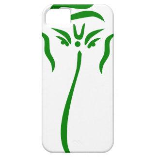 Green Ganesha iPhone SE/5/5s Case