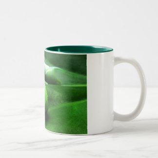 Green Garden Monster - MUG