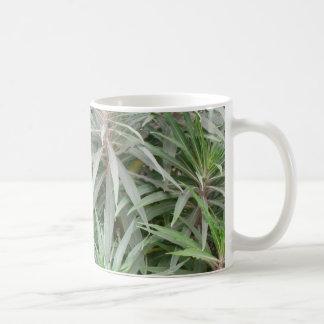 green garden mugs