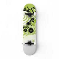 Green Garden skateboard