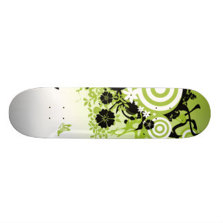 Green Garden Skate Decks