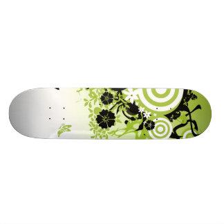 Green Garden Skateboard Deck