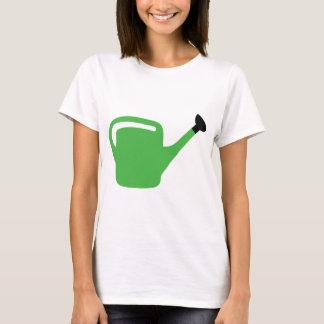 green gardener watering can T-Shirt