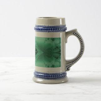 Green Gargoyle Stein