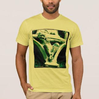 green gargoyle tee shirt