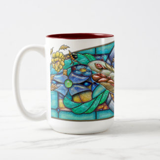 Green Gate Dragonfly - 15oz. Mug