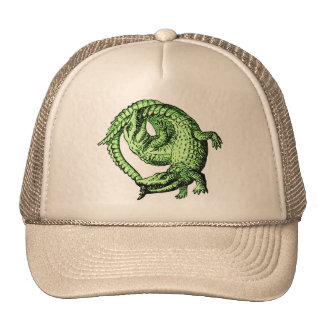 Green Gators Trucker Hat