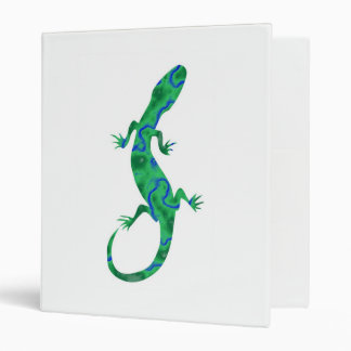 Green Gecko Binder