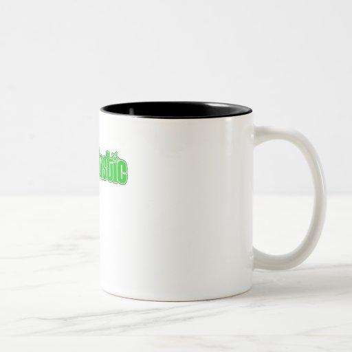 Green Geektastic Mug