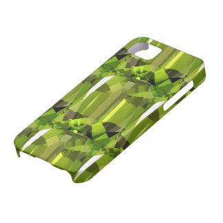 green gem stone iPhone SE/5/5s case