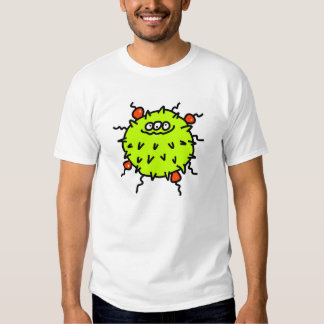 Green Germ Tee Shirt