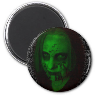 Green Ghoul Magnet