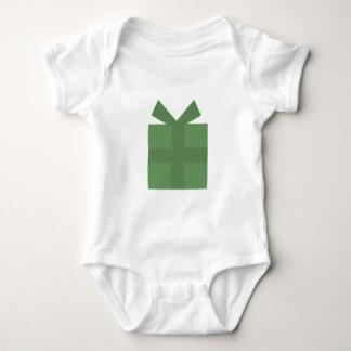 Green Gift Baby Bodysuit