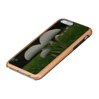 Green Gill Mushroom Incipio Feather® Shine iPhone 6 Case