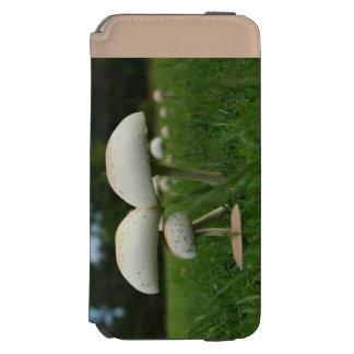 Green Gill Mushroom Incipio Watson™ iPhone 6 Wallet Case